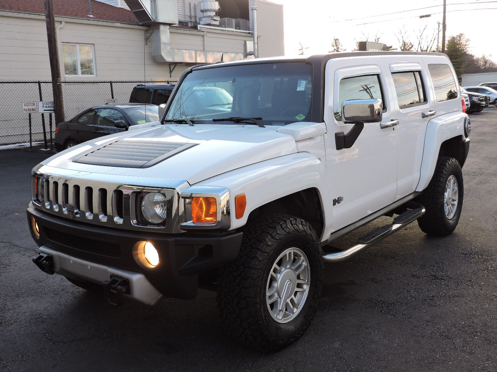 used 2008 hummer h3 suv at auto house usa saugus. Black Bedroom Furniture Sets. Home Design Ideas