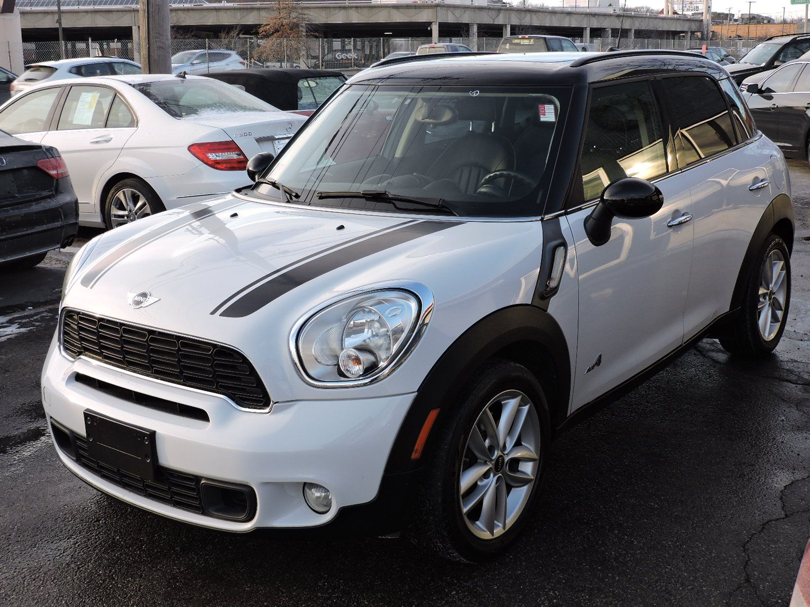 2012 MINI Countryman S ALL4 / AWD