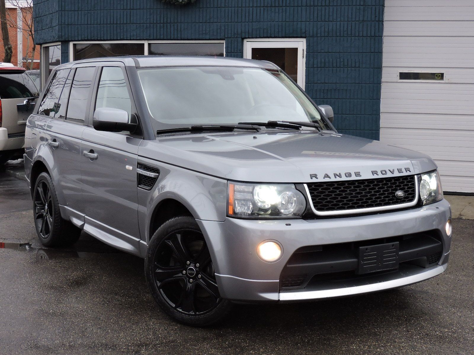 2012 Land Rover Range Rover Sport HSE GT Limited Edition