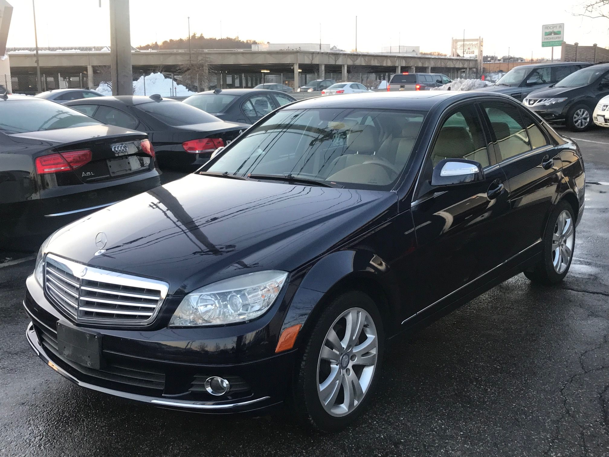 2008 Mercedes-Benz C300 Luxury 4MATIC AWD