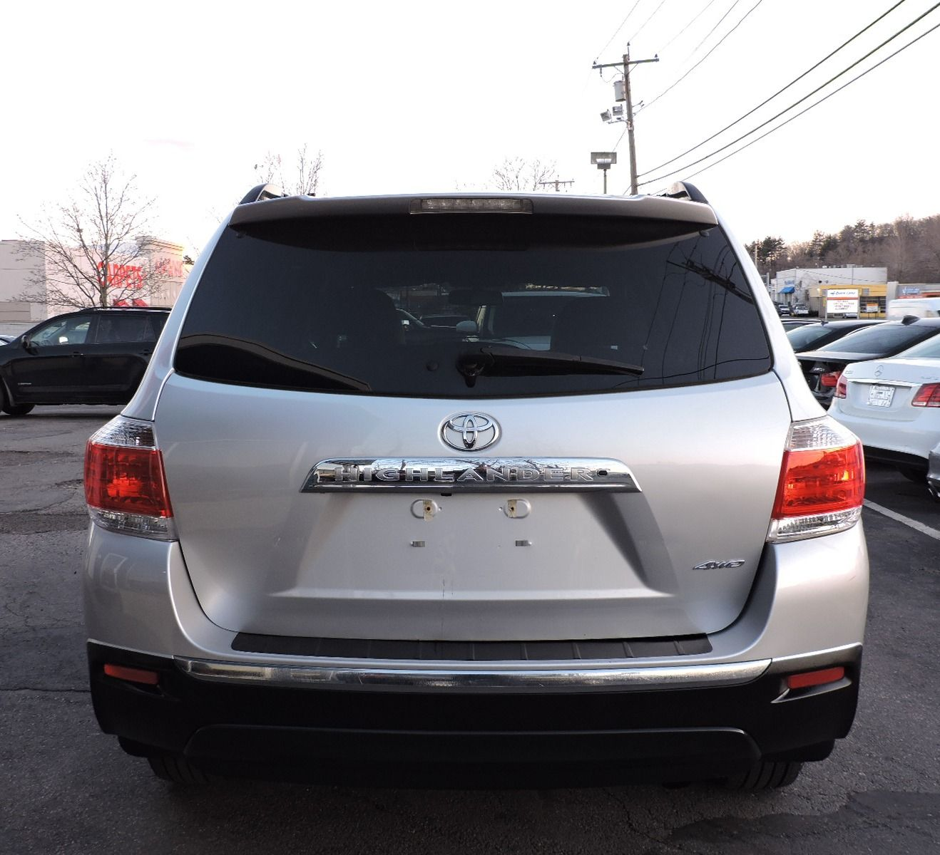 Pictures Of Toyota Highlander: Used 2013 Toyota Highlander SE At Auto House USA Saugus