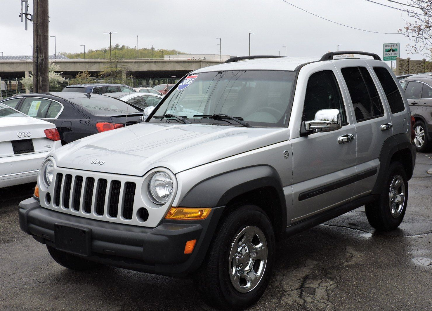 2006 Jeep Liberty 4WD