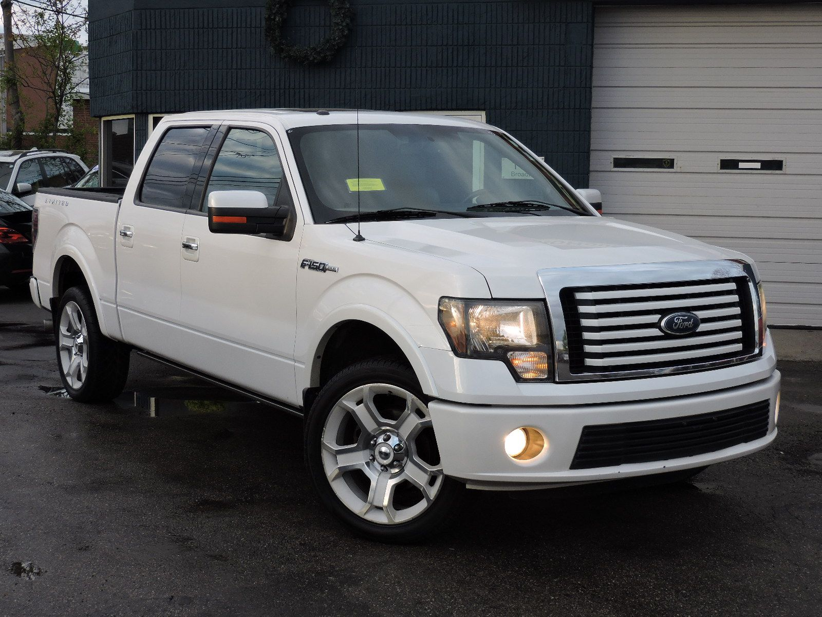 2011 Ford F-150 Lariat Limited Crew Cab AWD