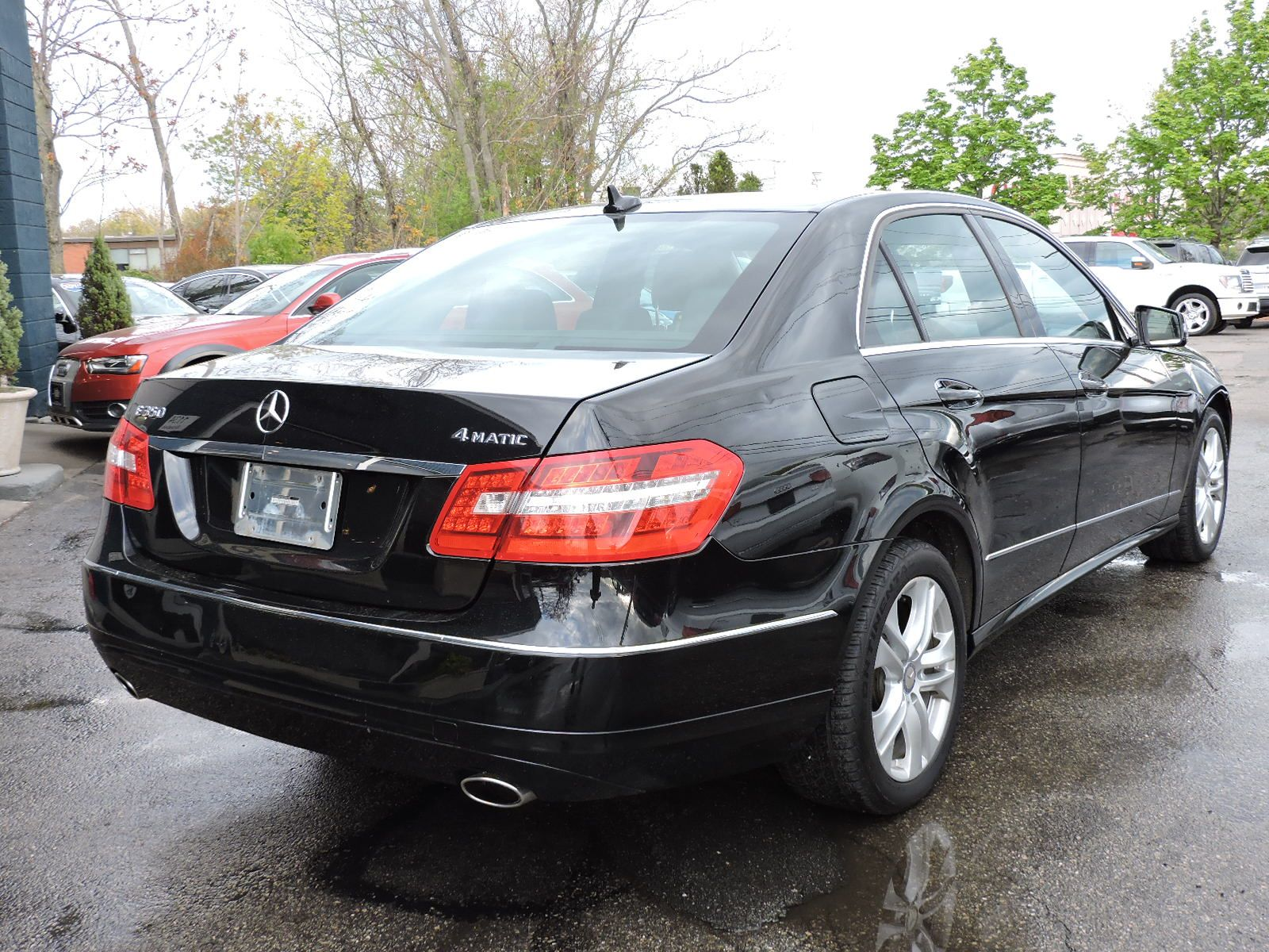 2011 Mercedes-Benz E 350 Luxury 4MATIC AWD