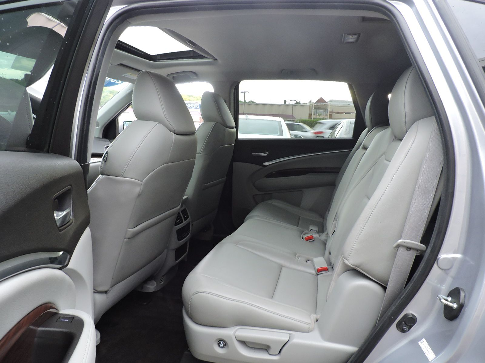 2016 Acura MDX Technology Package AWD