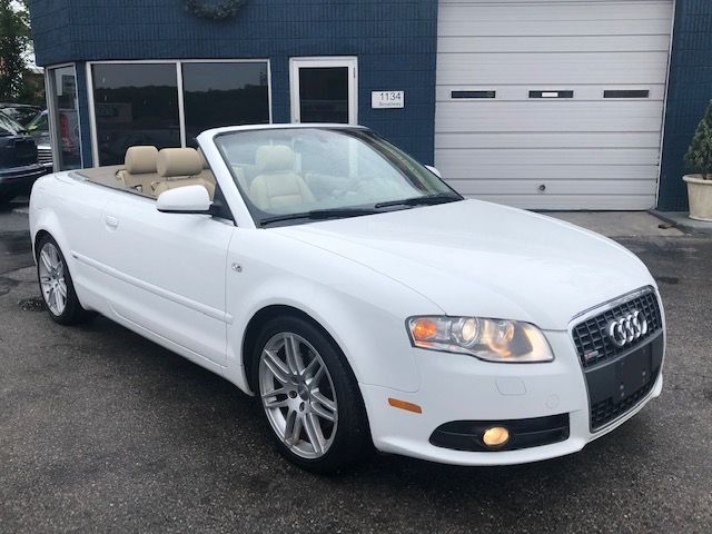 2009 Audi A4 2.0T Special Edition / Limited Convertible AWD