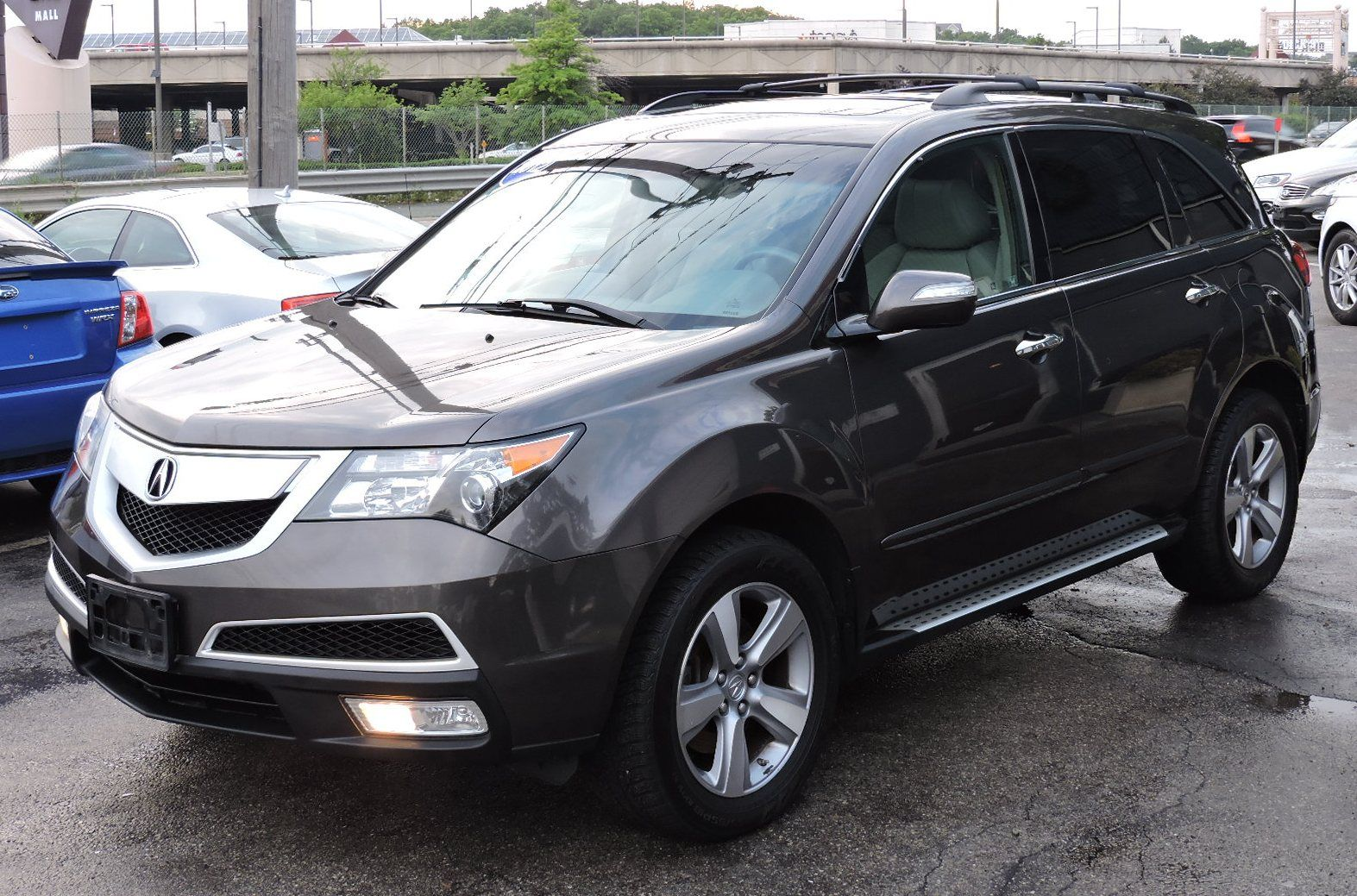 2012 Acura MDX AWD with Technology Package