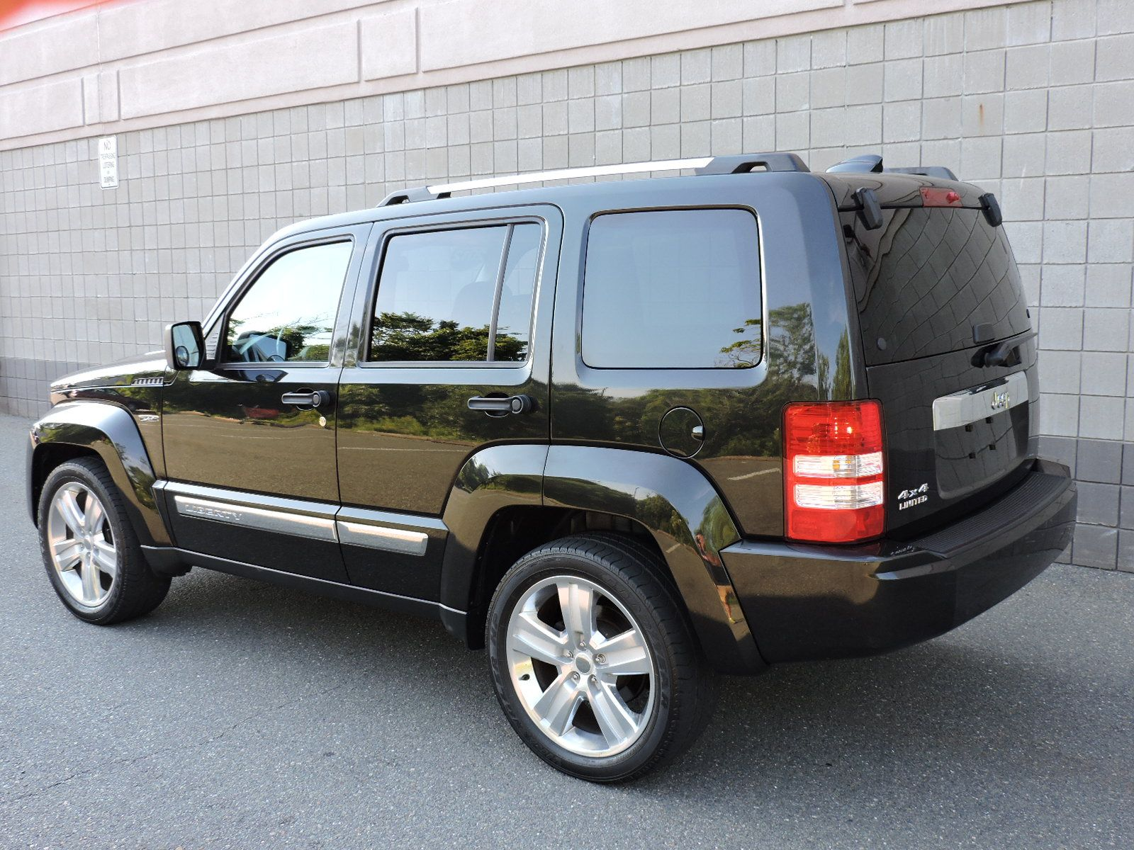 2012 Jeep Liberty Limited Jet AWD