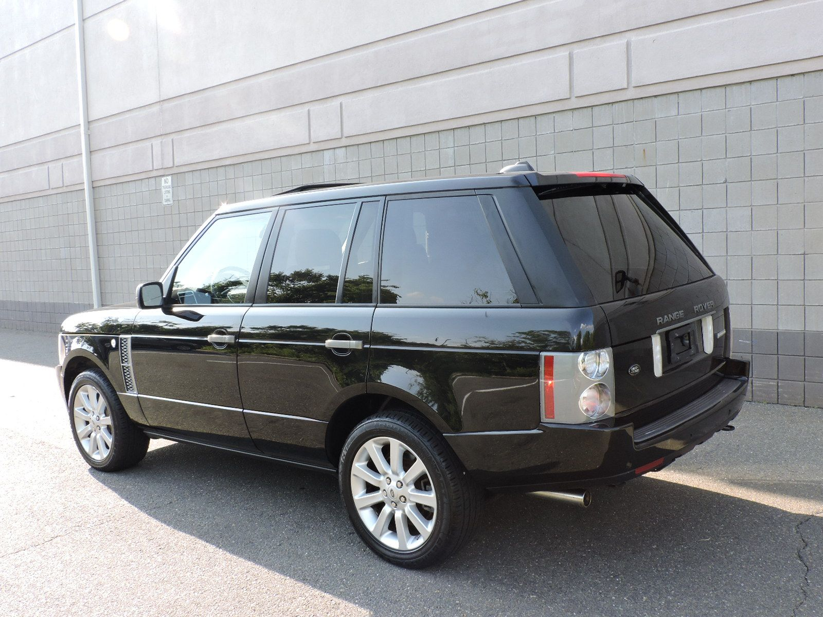 2008 Land Rover Range Rover Super Charged