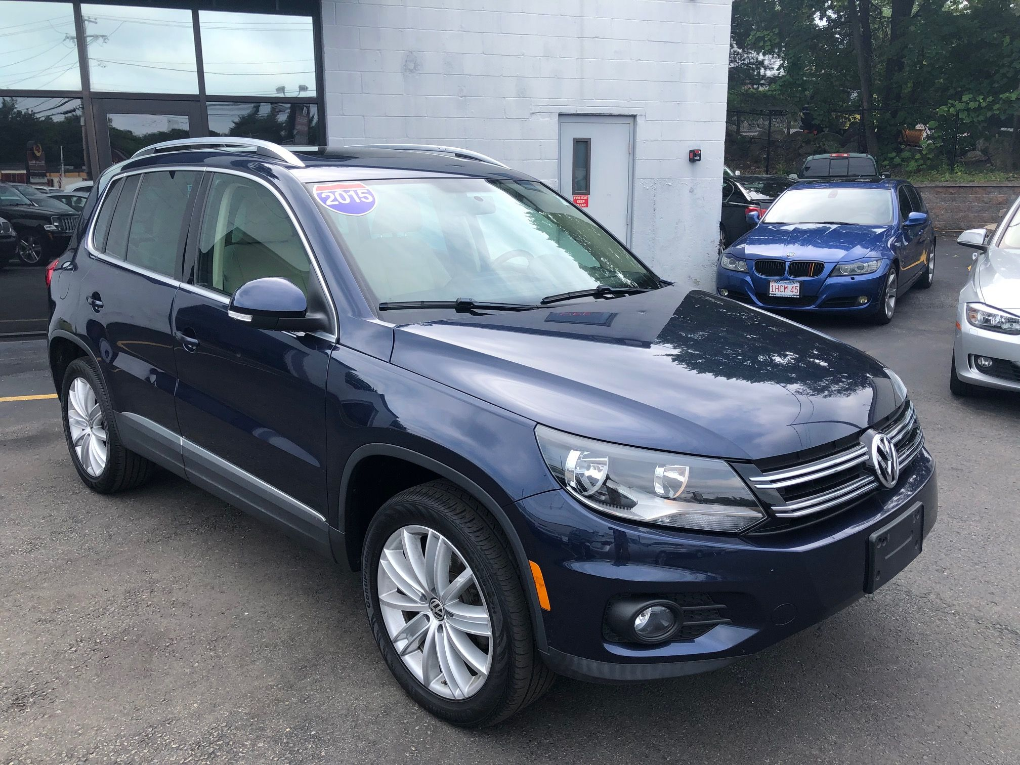 2015 Volkswagen Tiguan SE Appearance Package AWD
