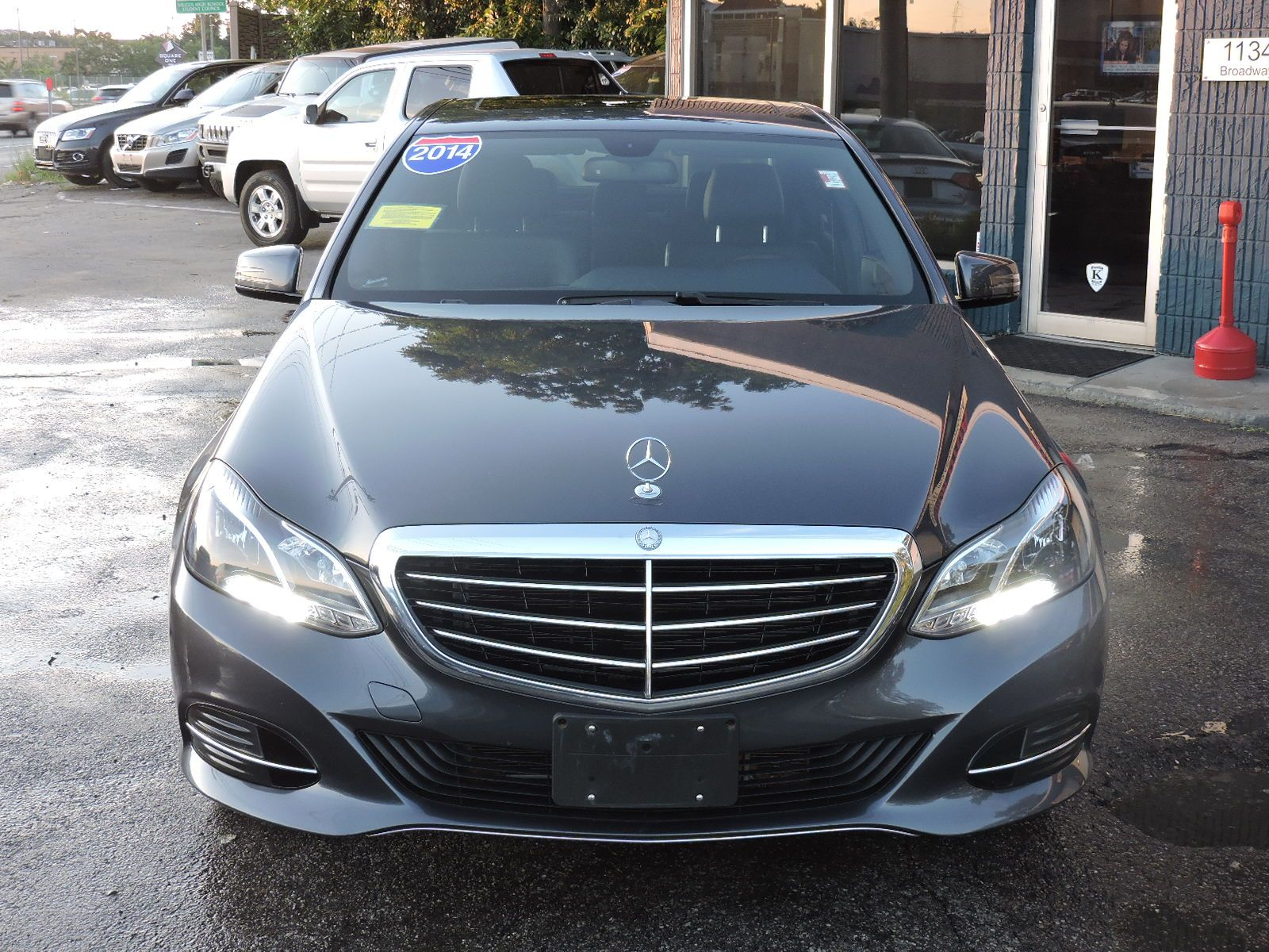 2014 Mercedes-Benz E 350 Luxury 4MATIC AWD