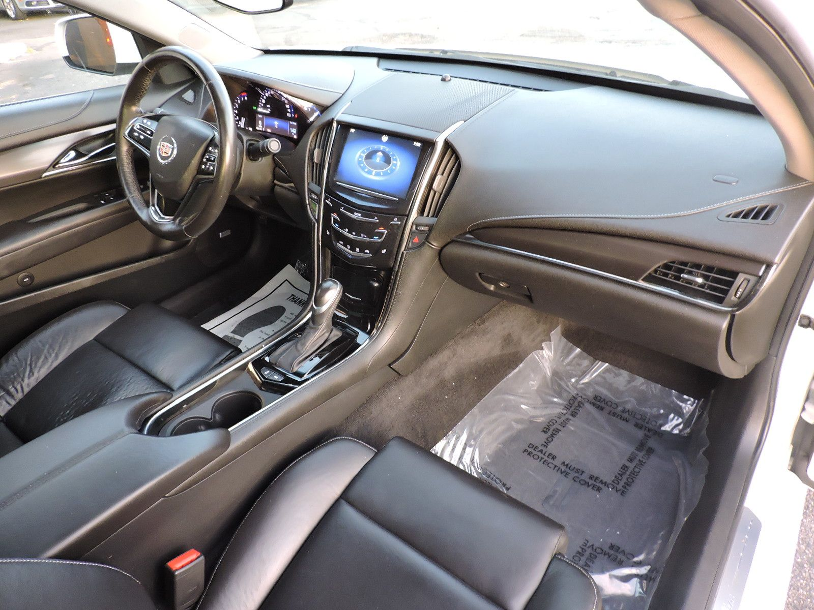 2013 Cadillac ATS Performance AWD