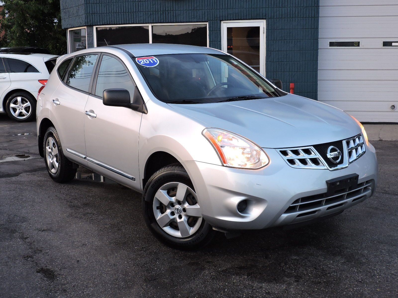 2011 Nissan Rogue S AWD