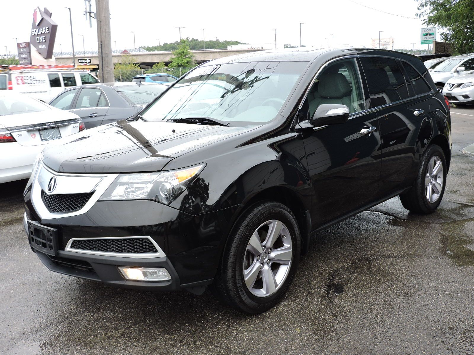2013 Acura MDX Technology Package AWD