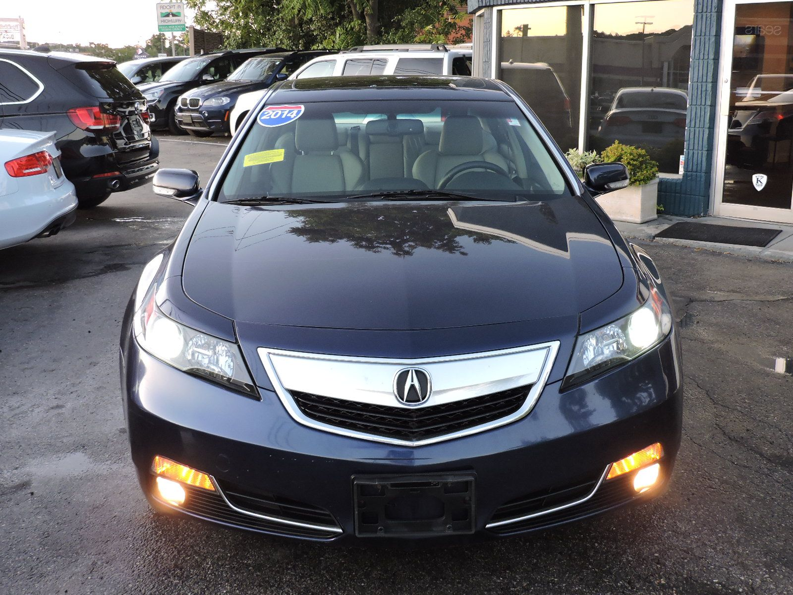 2014 Acura TL SH Technology Package AWD