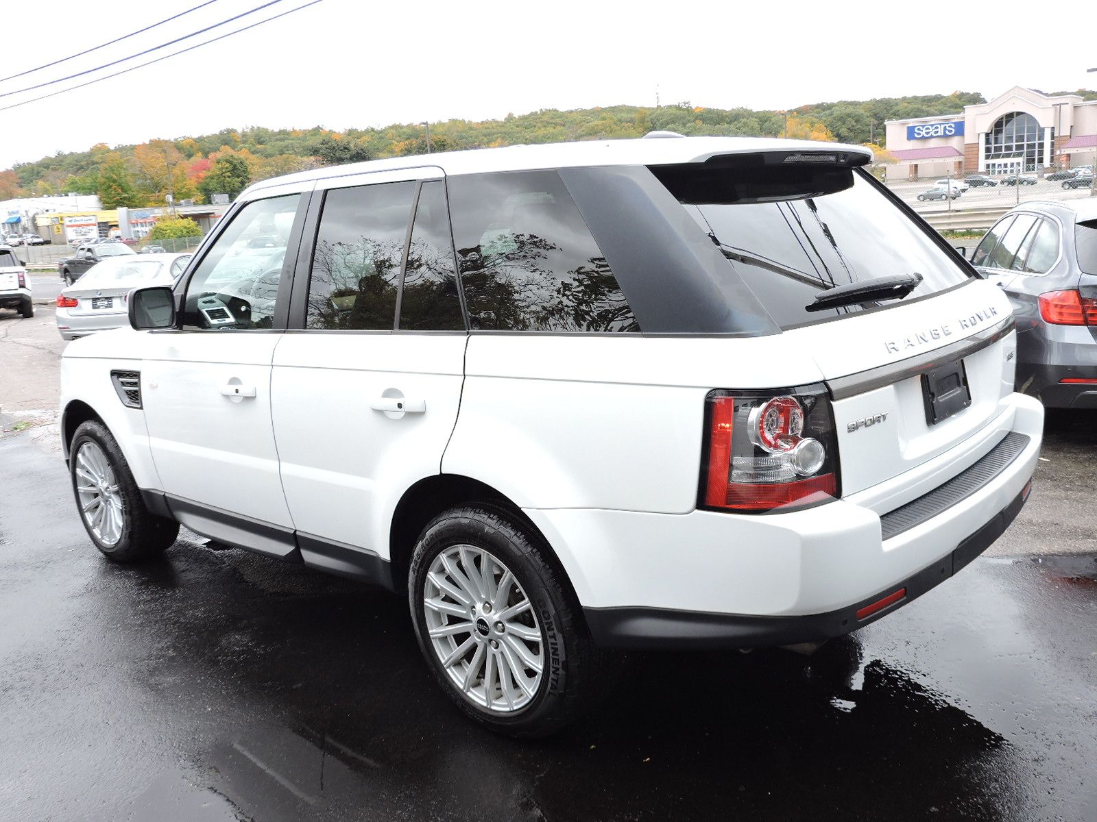 2012 Land Rover Range Rover Sport HSE