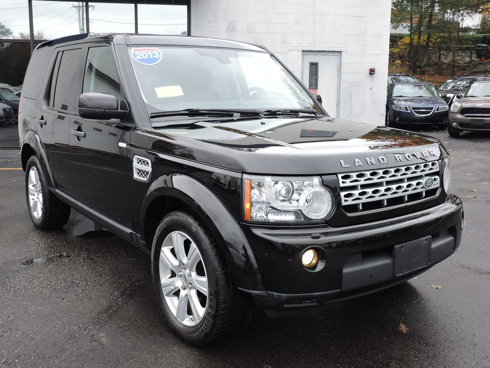 2013 Land Rover LR4 LUX AWD
