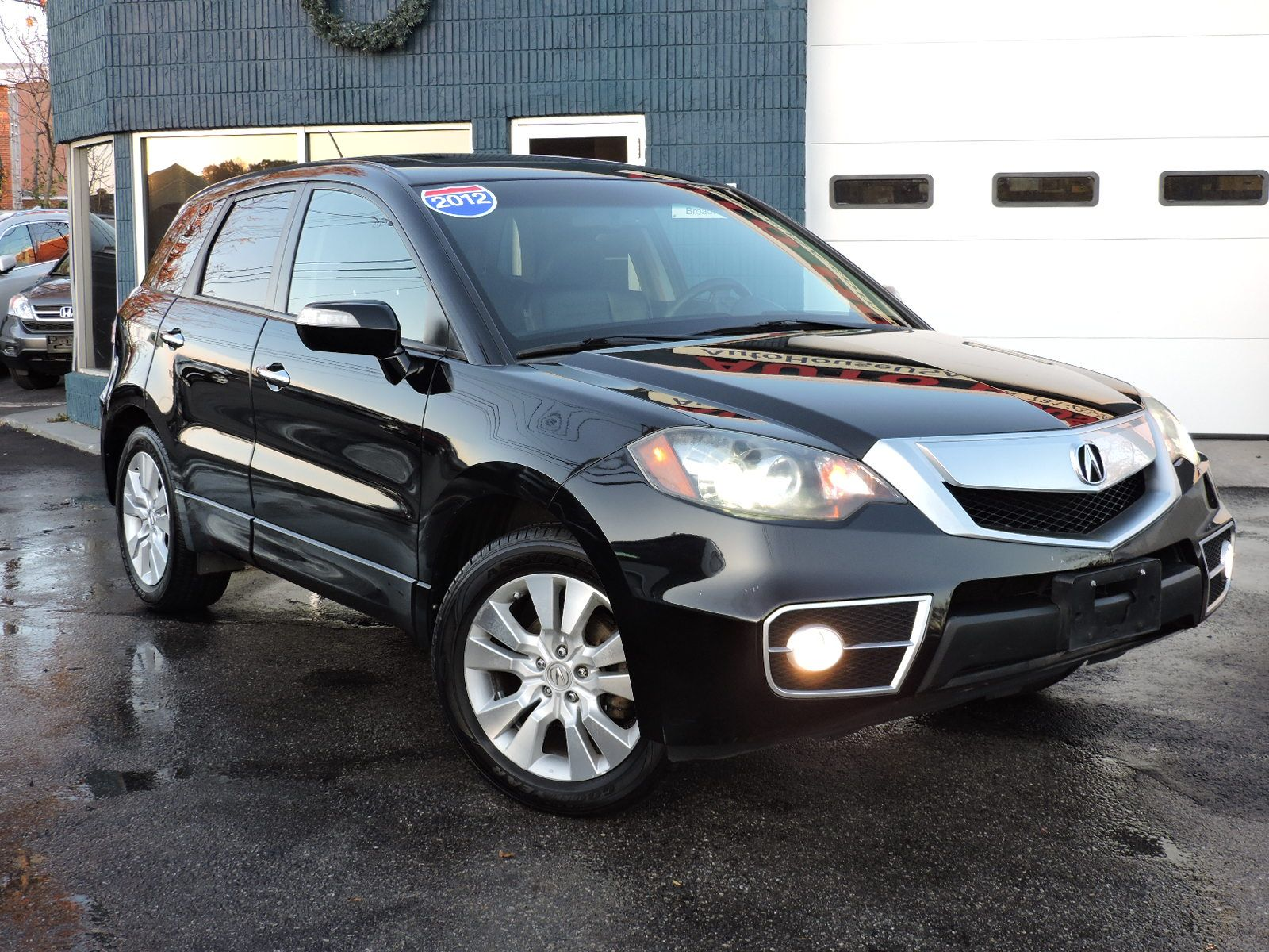 2012 Acura RDX SH Technology Package AWD