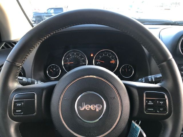 2014 Jeep Compass Latitude AWD