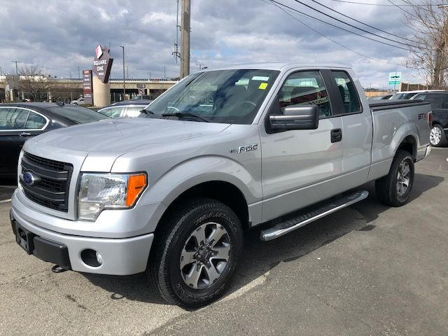 2014 Ford F-150 STX Extended Cab AWD