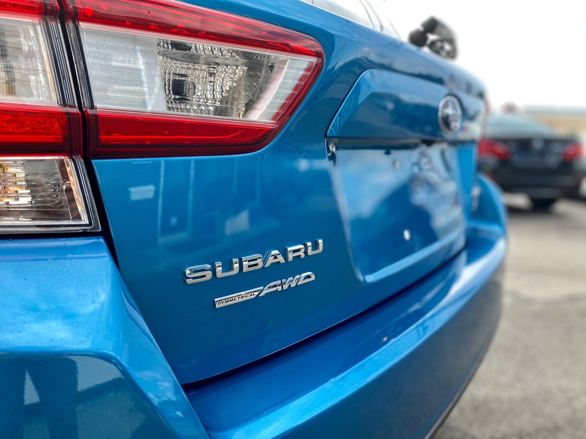2017 Subaru Impreza AWD Apple/Android Car Play