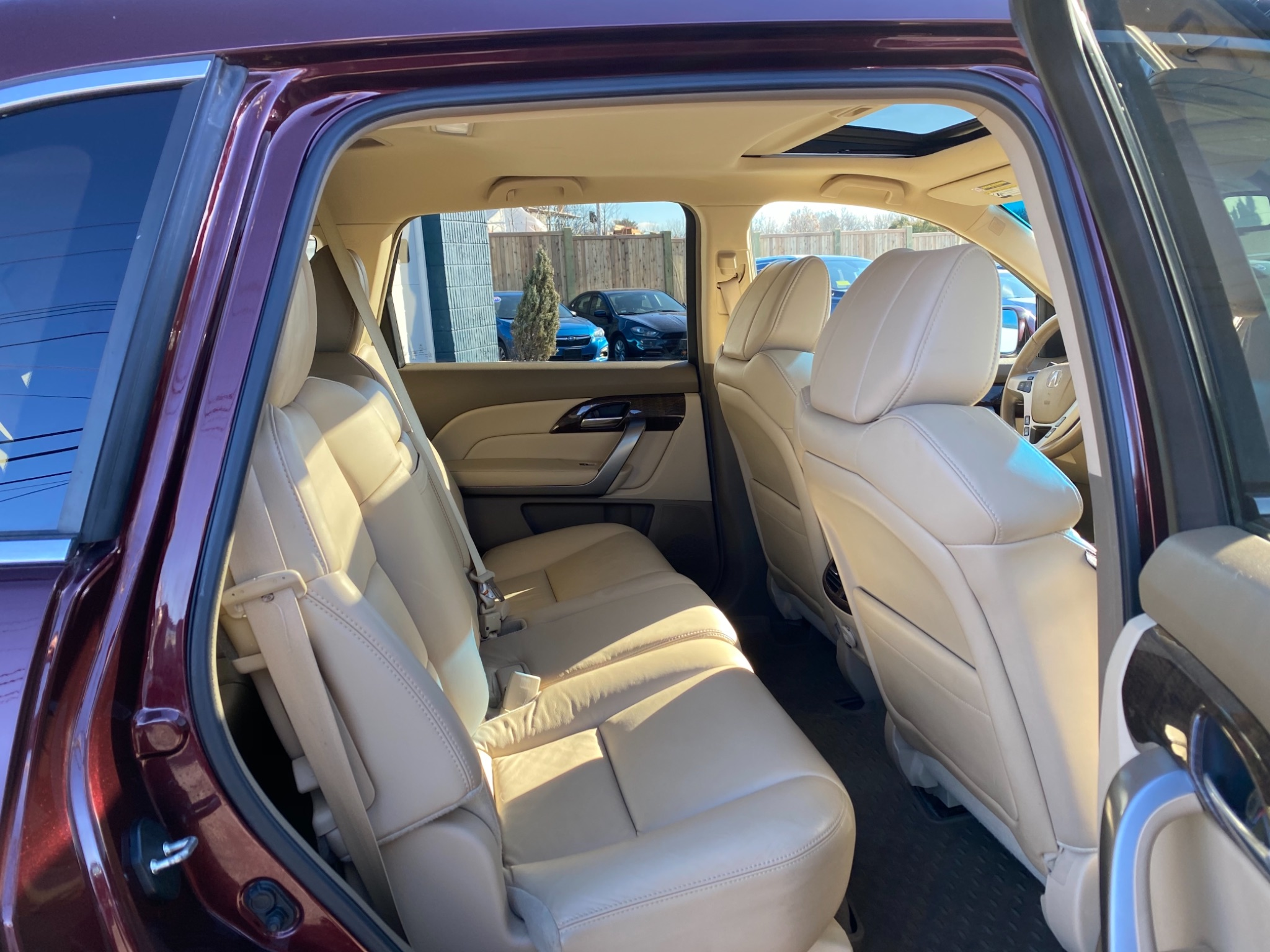 2013 Acura MDX SH-AWD Technology Package