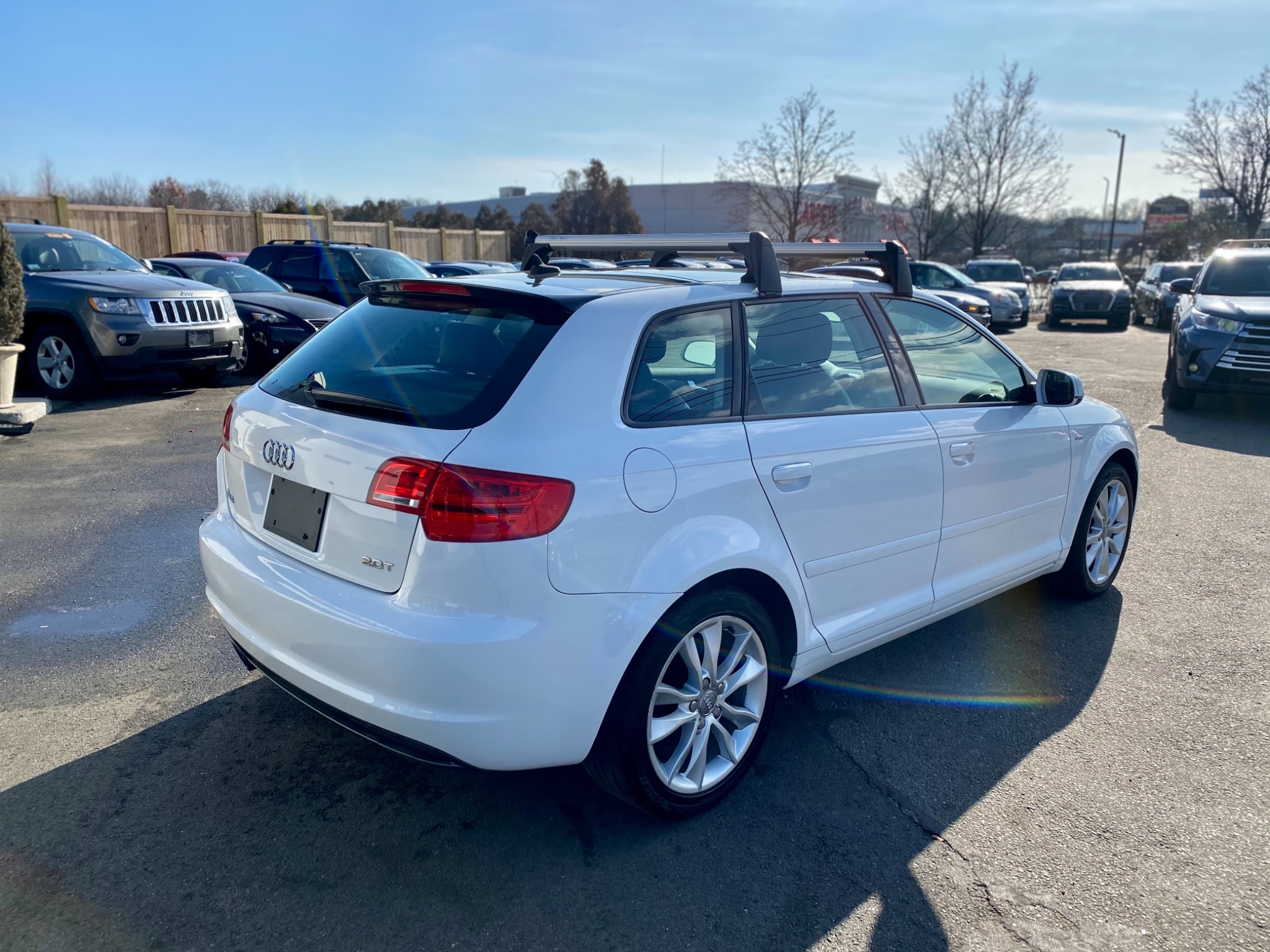 2012 Audi A3 S Line Sport Package