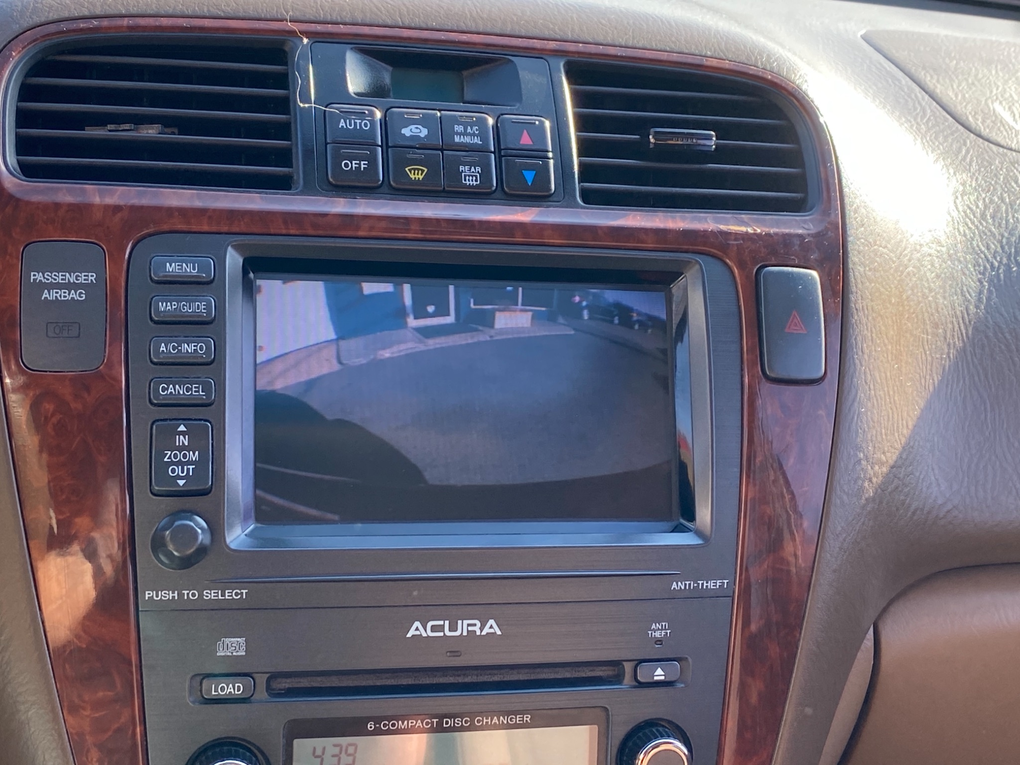 2005 Acura MDX 4WD Touring with Navigation