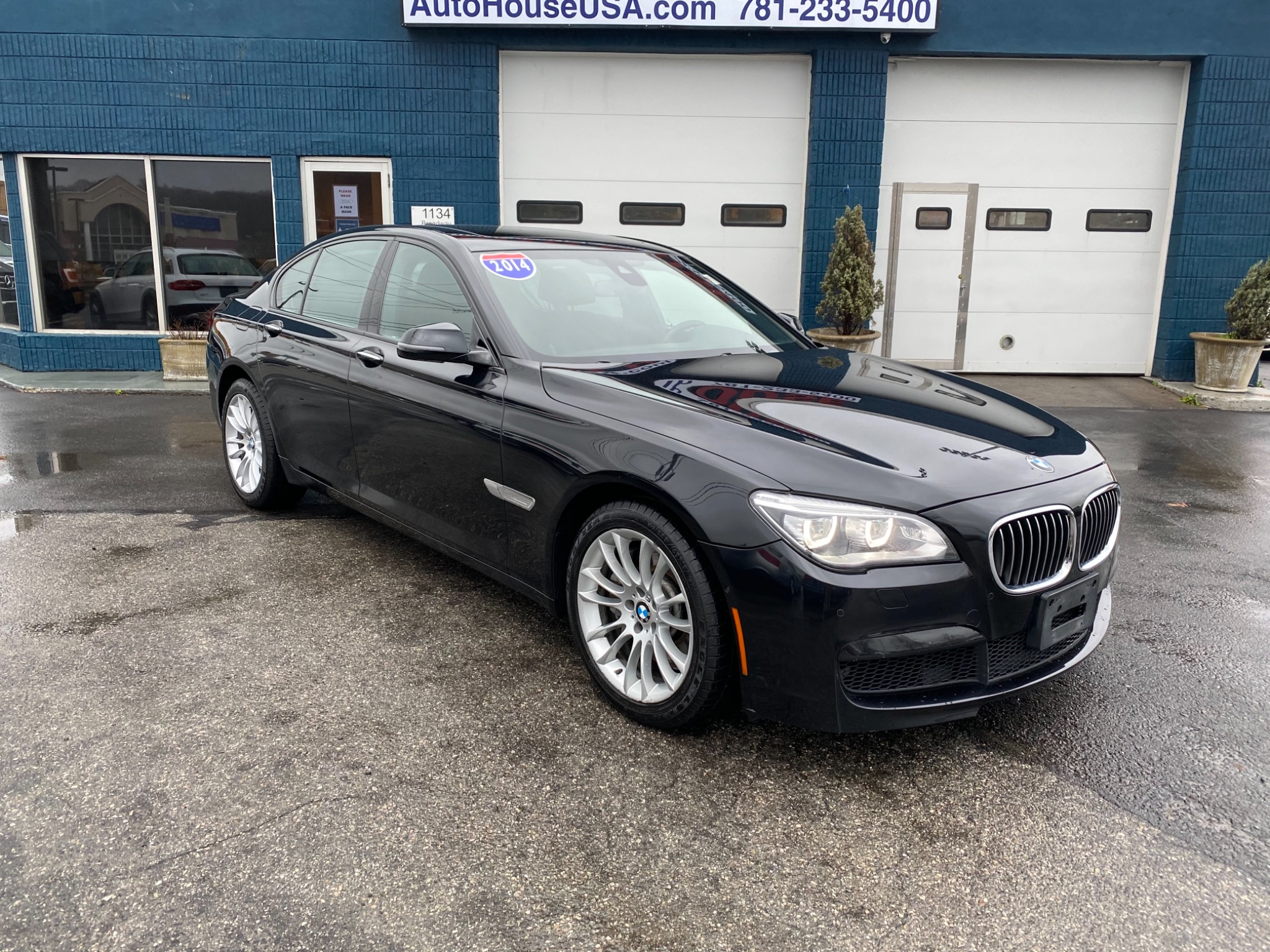 2014 BMW 7 Series 750i xDrive  MPackage